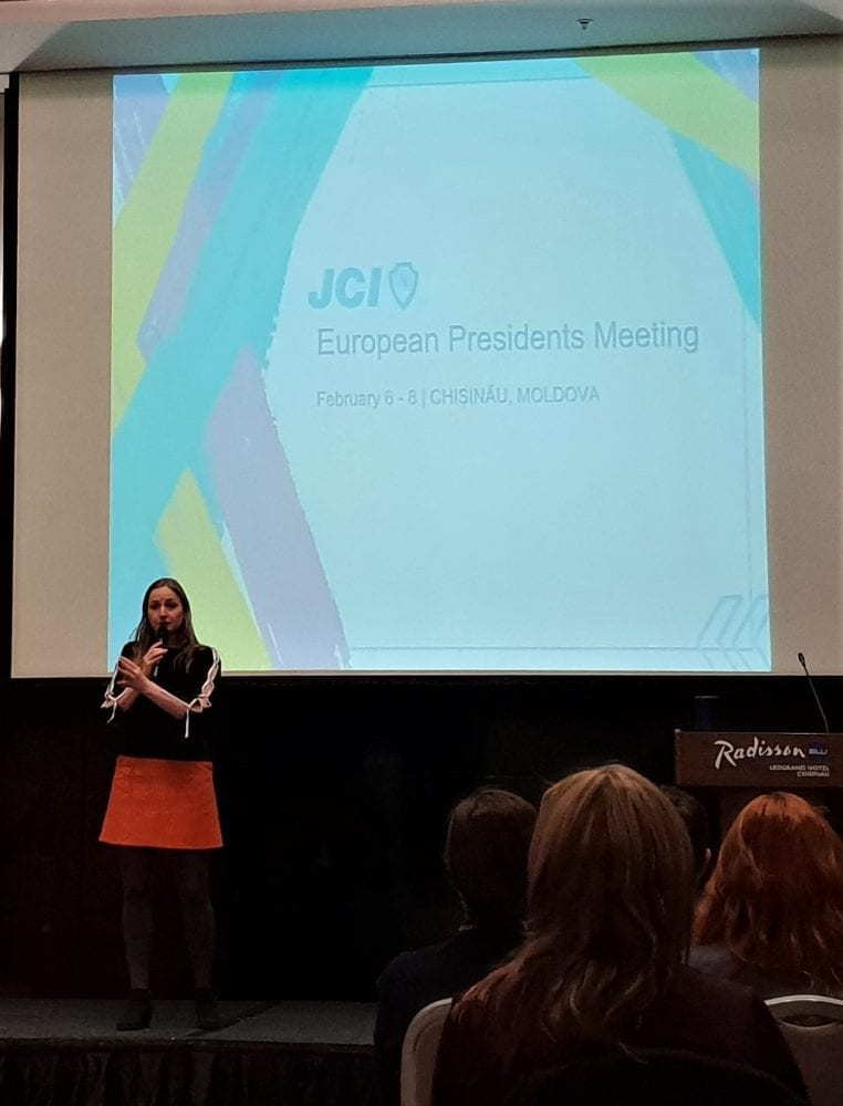 Be part of the JCI Europe Mission 2020!